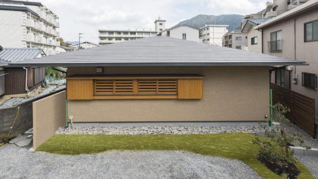 藤松の家(平屋の住宅)