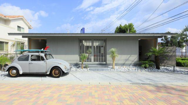 長崎材木店モデルハウス 『フラットハウス』
