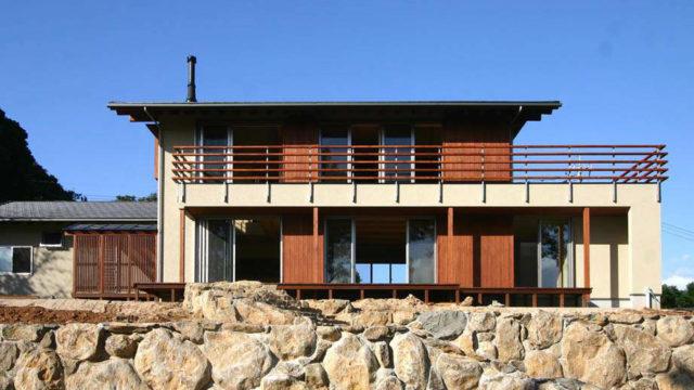 能古島の家